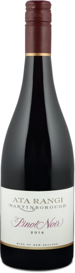 Pinot Noir Martinborough 2014