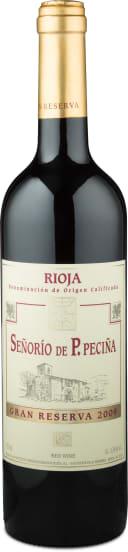 Rioja Gran Reserva 'Señorío de P. Peciña' 2009