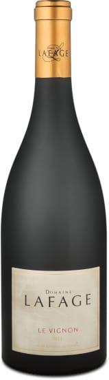 'Le Vignon' Côtes du Roussillon 2011