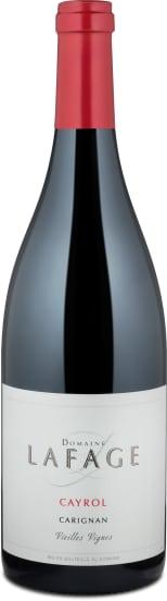 Carignan Vieilles Vignes 'Cayrol' Côtes Catalanes 2014