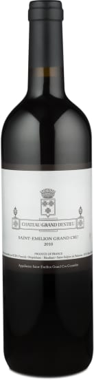 Château Grand Destieu Saint-Émilion Grand Cru 2010