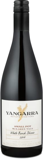 'Small Pot Whole Bunch Shiraz' McLaren Vale 2014