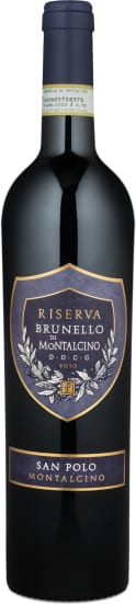Brunello di Montalcino Riserva DOCG2010
