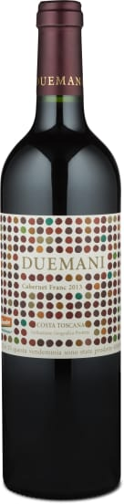 Cabernet Franc 'Duemani' Toscana 2013