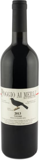 Merlot 'Poggio ai Merli' 2013