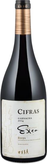 Rioja Garnacha 'Cifras' 2014