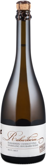 Rhubarb Wine 'Rabarberu' Brut