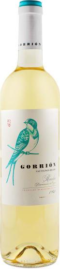Sauvignon Blanc 'Gorrión' Rueda 2016