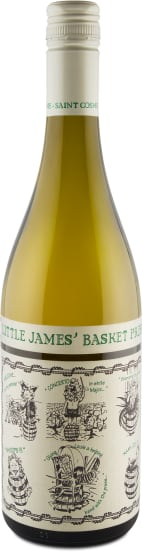 'Little James´ Basket Press' Blanc 2016