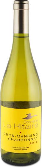 Gros-Manseng-Chardonnay Côtes de Gascogne 2016