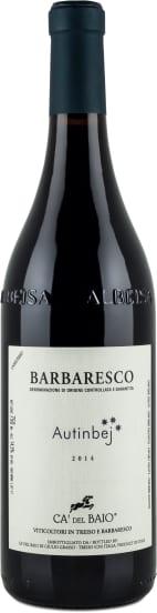 Barbaresco 'Autinbej' Piemonte 2014