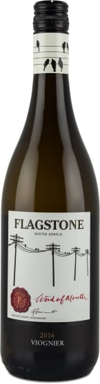 Flagstone Viognier 'Word of Mouth' 2016
