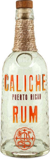 Caliche Aged White Puerto Rican Rum