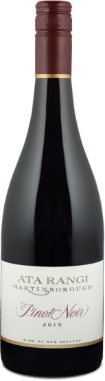 Pinot Noir Martinborough 2015