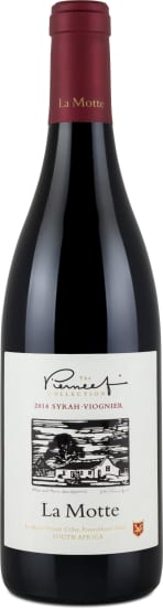 Syrah-Viognier 'The Pierneef Collection'  2014