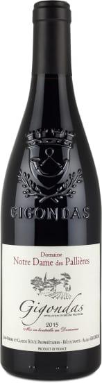 'Les Mourres' Gigondas 2015