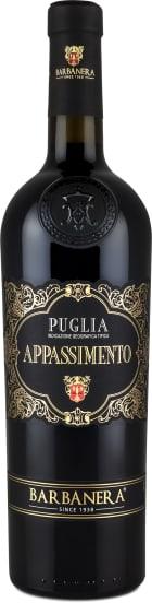 Rosso Passito 'Appassimento' Puglia 2016