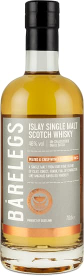 'Bårelegs' Islay Single Malt Scotch Whisky