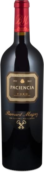 'Paciencia' Toro 2012
