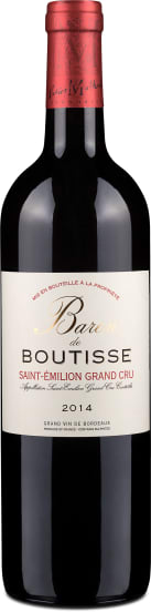 'Baron de Boutisse' Saint-Émilion Grand Cru 2014