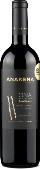'Ona Red Blend Special Reserve' Cachapoal 2014