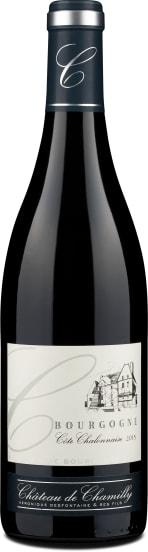 Pinot Noir Bourgogne Côte Chalonnaise 2015