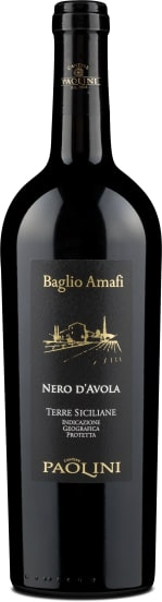 Nero d'Avola 'Baglio Amafi' Sicilia 2013