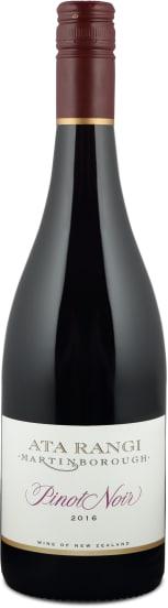Pinot Noir Martinborough 2016