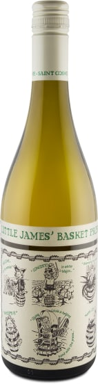 'Little James´ Basket Press' Blanc 2017