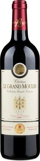 'Collection Grande Réserve' Bordeaux 2015