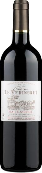 'Grand Vin de Bordeaux' Haut-Médoc 2010