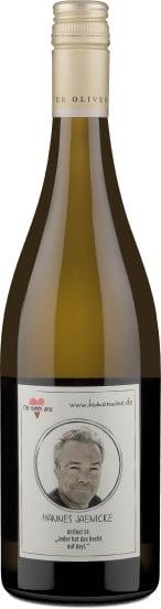 The Human Wine - Sauvignon Blanc Fumé 'Edition Hannes Jaenicke' 2017