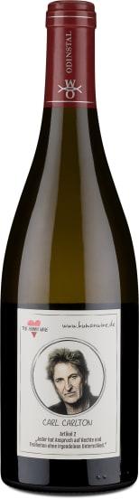 The Human Wine - Weißburgunder 350 N.N. 'Edition Carl Carlton' 2016