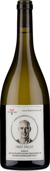 The Human Wine - Chardonnay trocken Barrique 'Edition Mario Basler' 2015