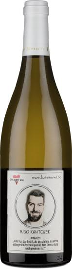 The Human Wine - Chardonnay Kirchheim 'Edition Ingo Kantorek' 2015