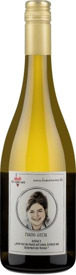 The Human Wine - Chardonnay vom Kalkstein 'Edition Maria Groß' 2016