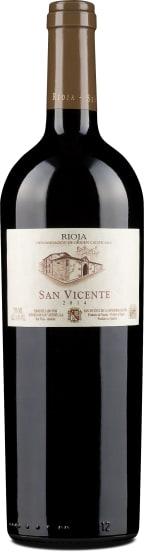 Tempranillo Peludo 'San Vicente' Rioja 2014