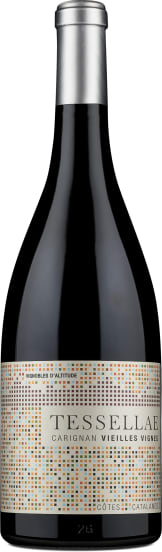 Carignan Vieilles Vignes 'Tessellae' Côtes Catalanes 2015