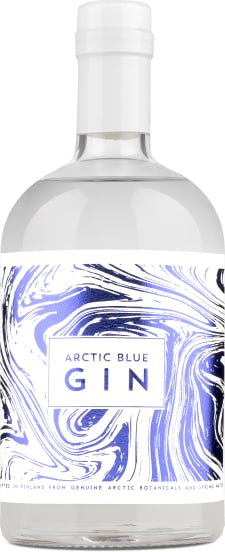 'Arctic Blue' Gin 0,5 l