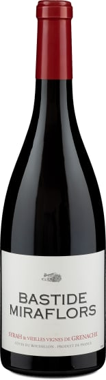 Syrah-Grenache 'Bastide Miraflors' Côtes du Roussillon 2016