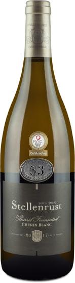 Chenin Blanc Barrel Fermented '53' Stellenbosch 2017