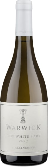 Estate Chardonnay 'The White Lady' Stellenbosch 2017