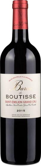 'Baron de Boutisse' Saint-Émilion Grand Cru 2015