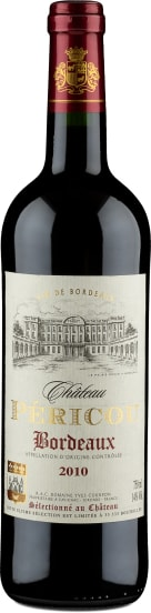 'Grand Vin de Bordeaux' 2010