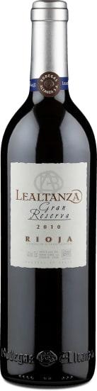 Rioja Gran Reserva 'Lealtanza' 2010