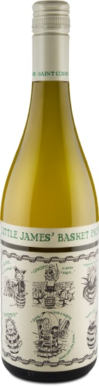 'Little James´ Basket Press' Blanc 2018