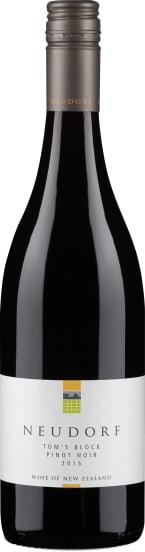 Pinot Noir 'Toms Block' Nelson 2016