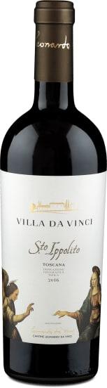 'Villa da Vinci Santo Ippolito' Rosso Toscana2016