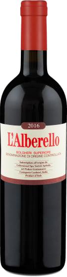 'L'Alberello' Bolgheri Superiore 2016