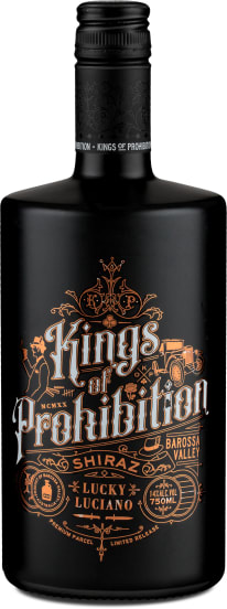 Kings of Prohibition Shiraz 'Lucky Luciano' Barossa Valley NV